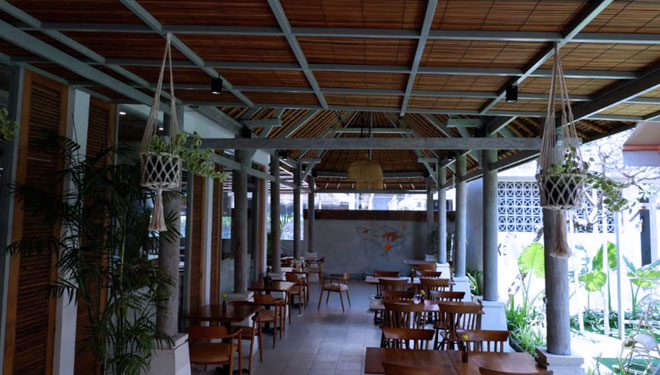 Bendega Restaurant Bali Is Highly Recommended by iGuides