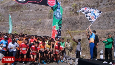 Malang Beach Run 2019, How Did it Look?