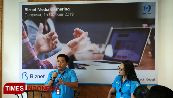 Good News for Balinese, Biznet Comes to You with an Affordable Internet Service