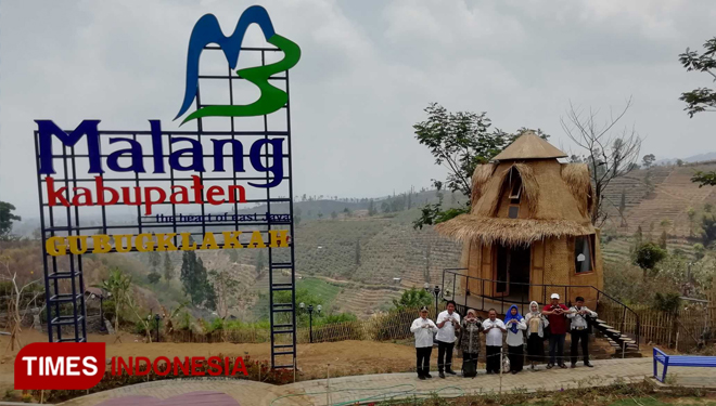 Homepod Given by Indonesian Ministry of Tourism to Gubugklakah Village in Malang