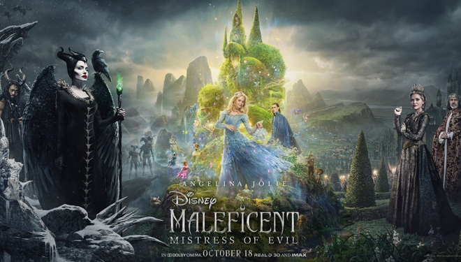 Maleficent: Mistress of Evil Siap Perkuat Tradisi Panjang Disney