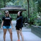 Adventure with Glutera, Admiring the Beauty of Coban Rondo Waterfall