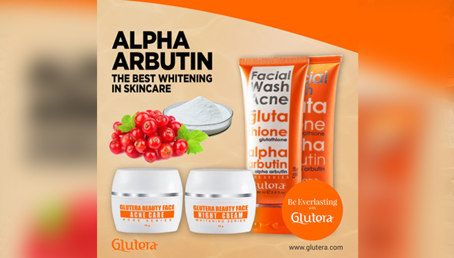 Alpha Arbutin: The Best Whitening dalam Skincare