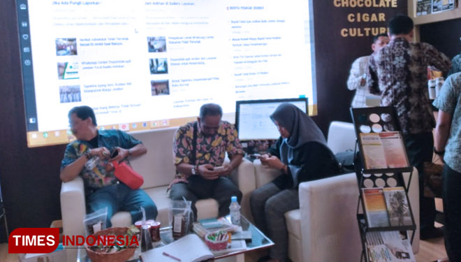 Jember is Nominated as One of The Best City for Smart Branding Category