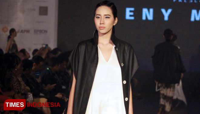The Sustainable Fashion at Bali Fashion Trend 2020