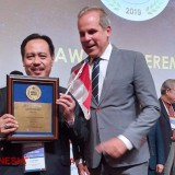 RSUD dr Iskak Tulungagung Achieved Gold Award IHF 2019