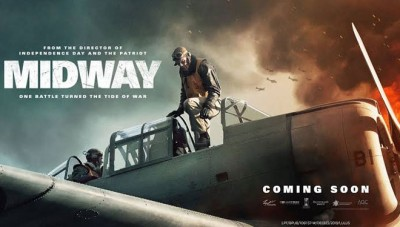 'Midway' Hadirkan Kejutan di Puncak Box Office AS