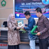 FEB Unisma Gelar CEO Talk: Personal Branding in Competitive Market
