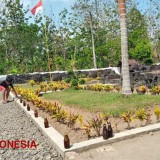 The Getih Getah Gula Klapa Ceremony at Candi Simping Blitar