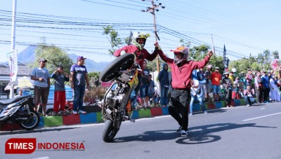 Atraksi Freestyle Semarakkan KWB Super Adventure #4