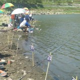 Grab Your Fishing Road and Reel it In at Telaga Wahyu Magetan
