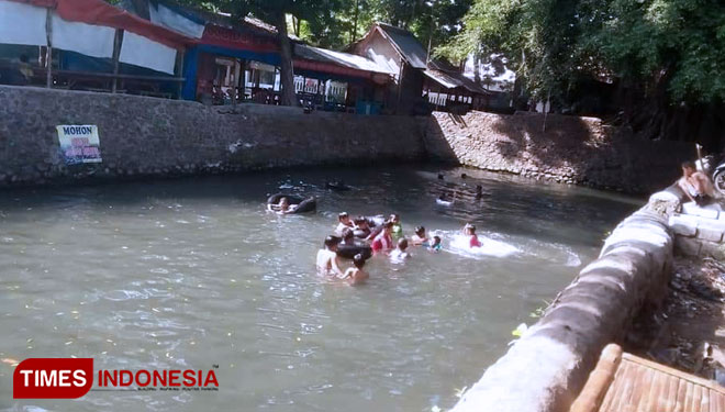 Tuwiri Spring Water of Mojokerto has been Reopened for Public