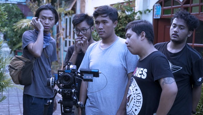 Project People Film X The Adams Gelar Workshop di Kampung Lawas Maspati