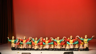 Ratoeh Jaroe Dance Took Several Awards from International Folklore Festival Russia