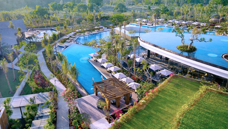 Three AYANA Resorts Collected Awards of World Travel Awards 2019