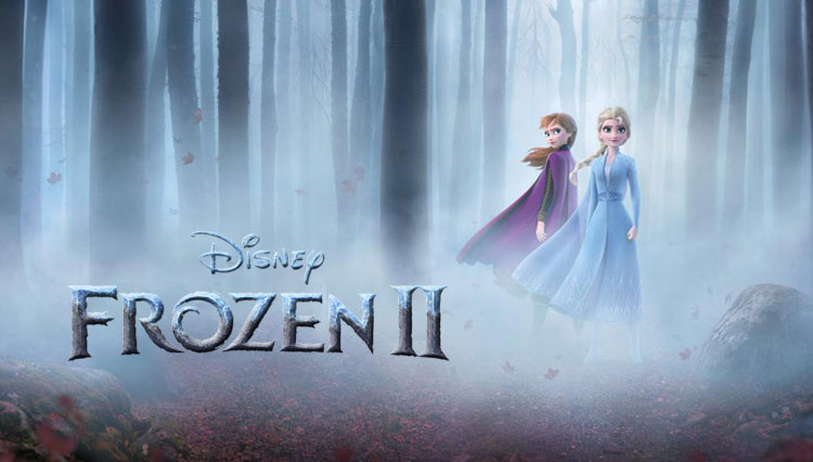 'Frozen II' Belum Terbendung di Puncak Box Office AS