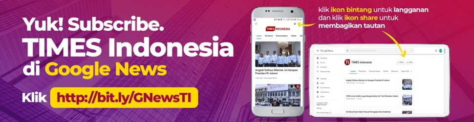 Follow TIMES Indonesia di Google News