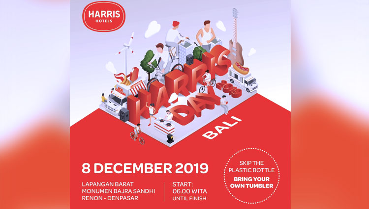 Check This Annual Event of HARRIS Hotels Grup Bali