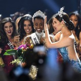 Zozibini Tunzi, a Black Diamond of South Africa who Crowned as Miss Universe 2019