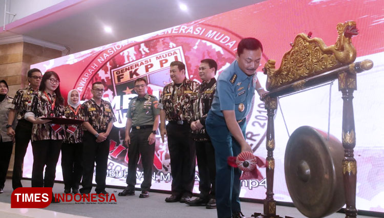 TNI Commander: A Good Human Resource Quality is the Key for a Better Future of the Country