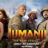 'Jumanji: The Next Level' Ambil Alih Puncak Box Office AS