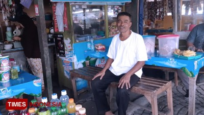 Warung Bu Pon Borobudur, a Common Indonesian Food Shop which Served Dozens of Homey Indonesian Food