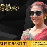 Susi Pudjiastuti: A Strong Woman Who Achieved Special Achievement Award 2019 at Times Indonesia Award