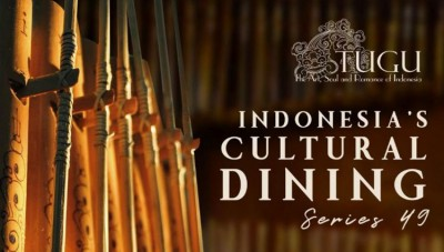 Angklung will be Presented at The 49th Indonesia's Cultural Dining Series of Tugu Hotel Malang