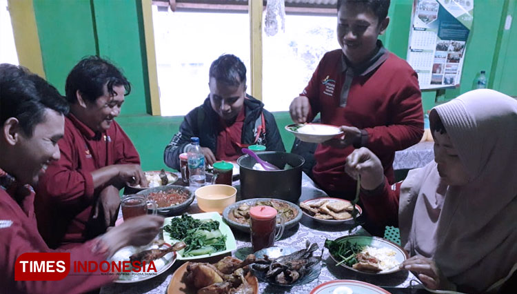 Sari Rasa, a Food Shop of Tengger which Served Magnificent Local Dishes