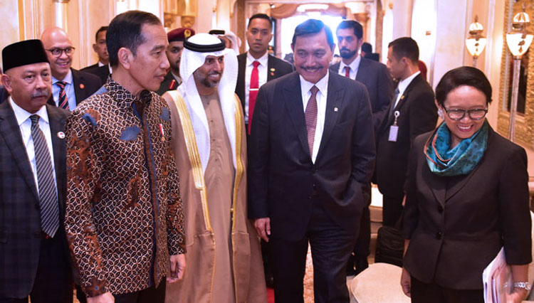 United Arab Emirates Ready to Invest USD 22.8 Billion in Indonesia