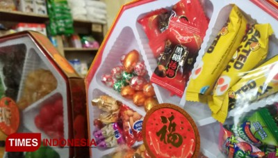 Various Snacks to Welcome the Chinese New Year