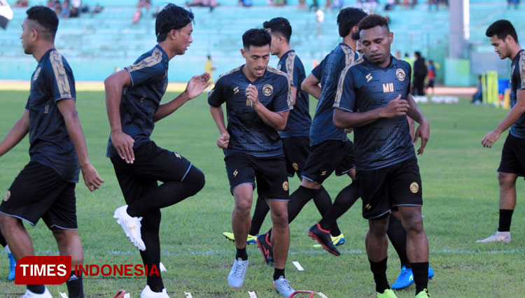 CEO Arema FC Optimistis Singo Edan Berprestasi di 2020