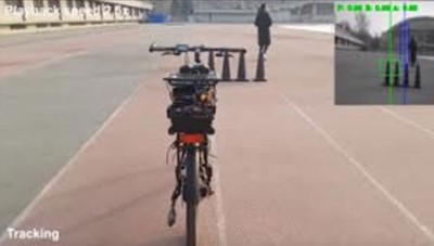 Self-Driving Bike, an April Fools Prank that Came True
