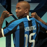 Resmi Gabung Inter, Ashley Young: Terima Kasih, Manchester United