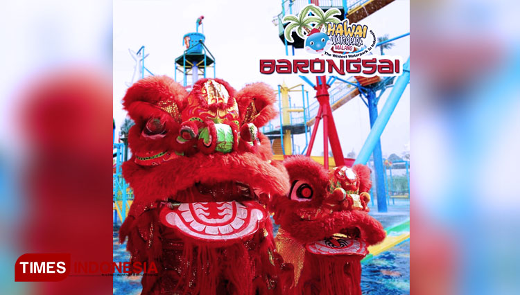 This is How Hawai Waterpark Celebrates the Chinese New Year