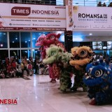 Lion and Dragons Dance Greeted the Visitors of Mall PCC