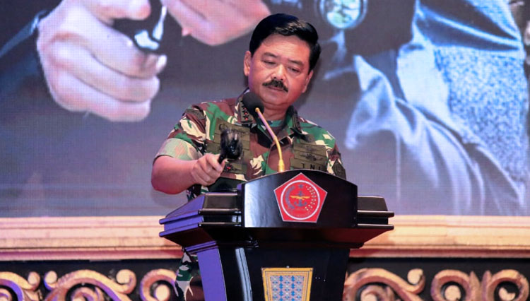 TNI Commander: TNI Must to Stay Neutral During the 2020 Election