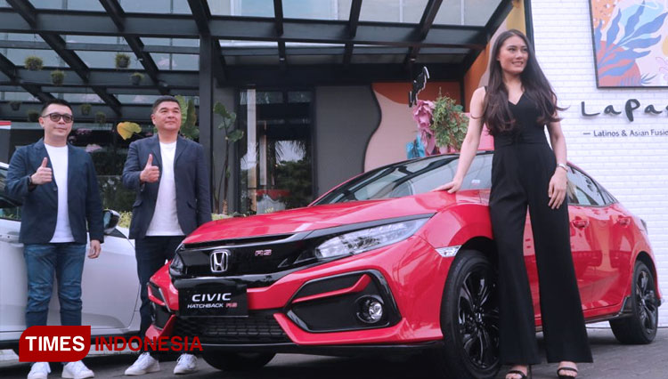 Desain Agresif, Popularitas New Honda Civic Hatchback RS Bakal Meroket