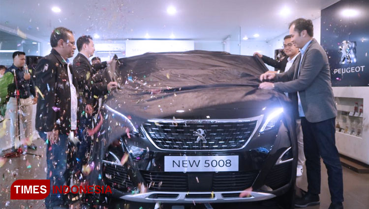Duo Peugeot SUV Seri Terbaru Rebut Pasar Premium
