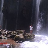 Purba Tirai Bidadari Waterfall, the Green Canyon of Probolinggo