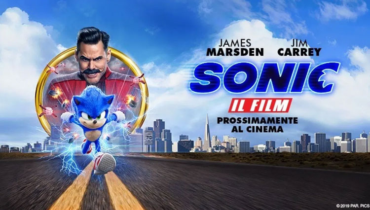 Pecahkan Rekor, 'Sonic The Hedgehoc' Melesat Puncaki Box Office AS