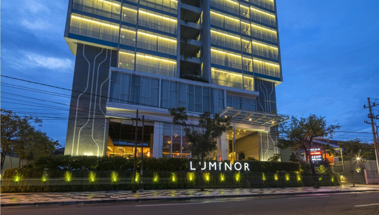 Luminor Hotel Jemursari Surabaya, Your Business-Friendly Hotel