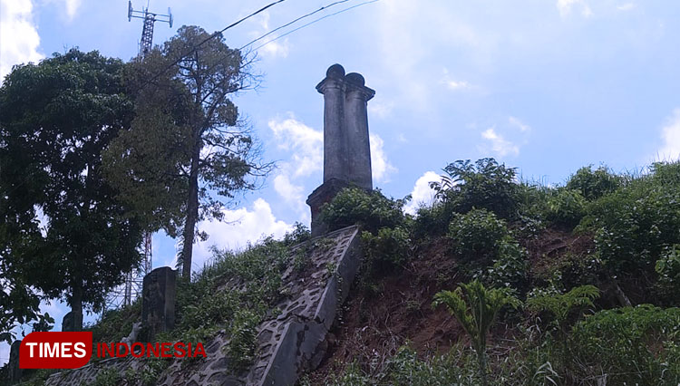 Macan Putih Monument, the Living Proof of Colonialism in Banyuwangi at Then