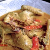 Ayam Lodho, a Special Taste of Super Spicy Chicken Curry of Trenggalek