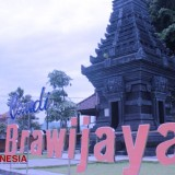 The Impressive Replica of Brawijaya Temple at Trenggalek