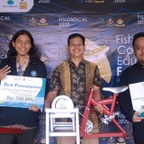 Tim ITNY Juarai Lomba Fisheries Competition Education Festival di Jakarta