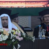 Honorary Degree for Al Issa, a Contribution from UIN Malang for Islamic Moderation