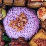 Purple Nasi Uduk of Sukabumi for Your Celebration
