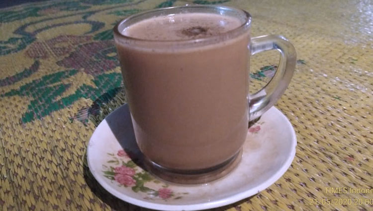 Bajigur, a Perfect Beverage to Boost Your Immune System