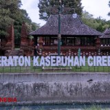 This How Keraton Kasepuhan Cirebon Look on the First Day of Its Opening